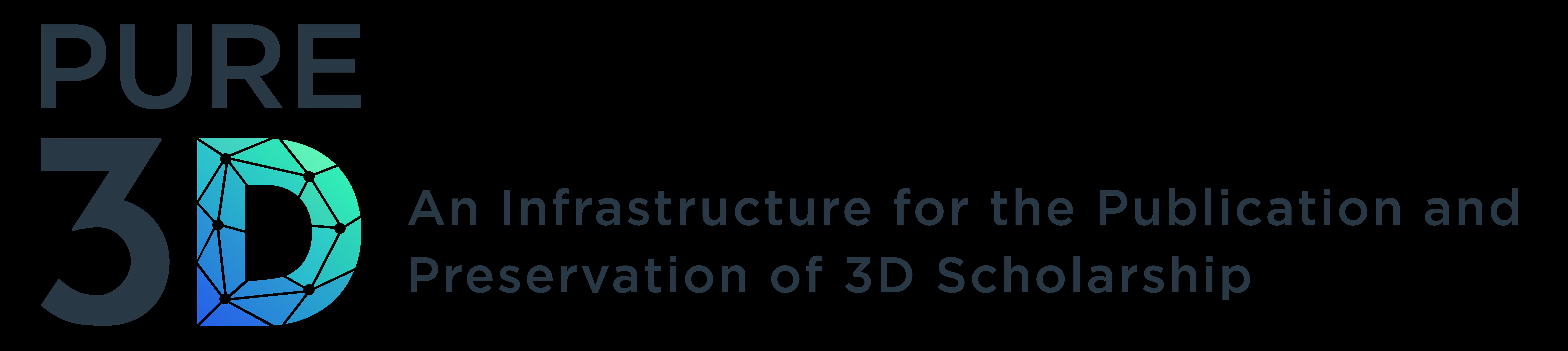 PURE3D Logo