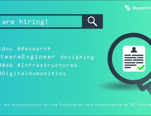 We are Hiring: Research Software Engineer