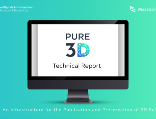 PURE3D Technical Report on 3D Web Infrastructures